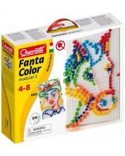 Mozaic de 300 piese Quercetti - Fantacolor Modular -1