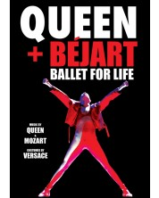 Queen, Maurice Bejart - Ballet for Life (Blu-Ray)