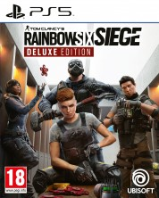 Tom Clancy's Rainbow Six Siege Deluxe Edition (PS5) -1