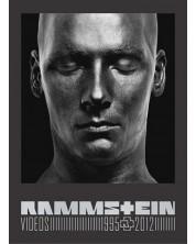 Rammstein - Videos 1995 - 2012 - Pal - (DVD)