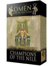 Extensie pentru jocul de societate Omen: Champions of the Nile