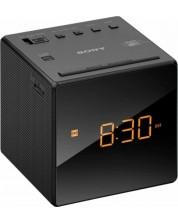 Radio cu ceas Sony - ICF-C1, negru