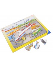 Puzzle Ravensburger de 40 piese - Aeroport