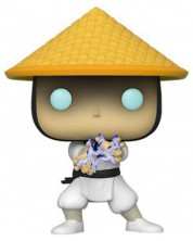 Figurina Funko Pop! Games: Mortal Kombat - Raiden