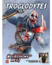 Extensie pentru jocul de societate Neuroshima HEX 3.0 - Troglodytes