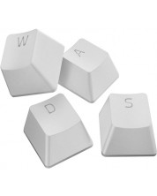 Accesoriu gaming Razer - PBT Keycap Upgrade Set, Mercury white