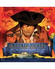 Extensie pentru jocul de societate Treasure Island: Captain Silver