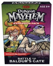 Extensie pentru joc de societate Dungeon Mayhem - Battle for Baldur's Gate