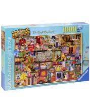 Puzzle Ravensburger de 1000 piese - Dulapior de mestesuguri