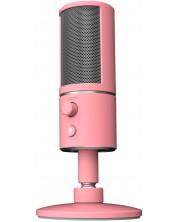 Microfon Razer Seiren x - Quartz, roz