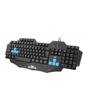 Tastatura gaming T'nB - Elyte Gaming, neagra