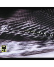 Reich: Variations; Music for Mallet Instruments; 6 Pianos (CD)