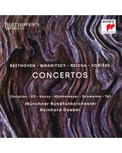Reinhard Goebel - Beethoven's World (CD)