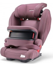 Scaun auto Recaro - Monza Nova IS Seatfix, 9-36 kg, Prime Pale Rose -1