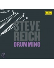 Reich: Drumming, Six Pianos, Music for Mallet Instruments (2 CD)
