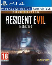 Resident Evil 7 Biohazard - Gold Edition (PS4)