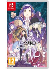 Re:Zero - The Prophecy of the Throne (Nintendo Switch)