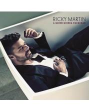 RickyMartin - A Quien Quiera Escuchar (Deluxe CD)