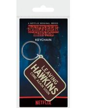Breloc Pyramid - Stranger Things (Leaving Hawkins)