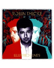 Robin Thicke - Blurred Lines (LV CD)