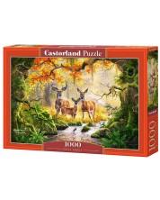 Puzzle Castorland de 1000 piese - Familia regala