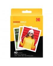 Hartie Foto Kodak - Zink 3x4, 40 pack -1