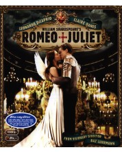 Romeo + Juliet (Blu-ray)
