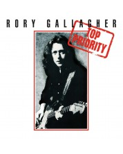 Rory Gallagher - Top Priority (CD)