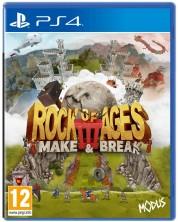 Rock of Ages 3: Make & Break (PS4)