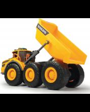 Autobasculanta articulata Dickie Toys - Volvo -1