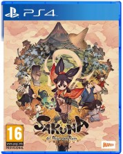 Sakuna: Of Rice And Ruin (PS4)