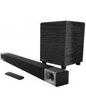 Soundbar Klipsch - Cinema 400, 2.1, negru