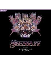 Santana IV - Live at the House of Blues, Las Vegas (2 CD + DVD)
