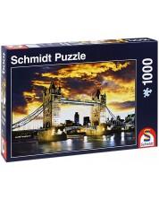 Puzzle Schmidt de 1000 piese - Tower Bridge