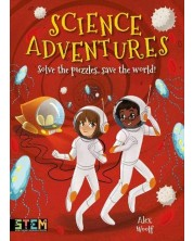 Science Adventures. Solve the Puzzles, Save the World