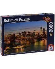 Puzzle Schmidt de 2000 piese - New York