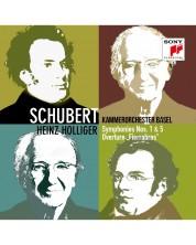 Schubert: Symphonies Nos. 1 & 5, Fierrab (CD)