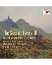 Secret Faure 3: Sacred Vocal Works - Requiem (CD)