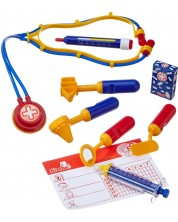 Trusa doctor Simba Toys - 10 piese -1