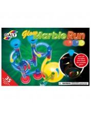 Pista asamblabila Galt Glow Marble Run - Cu bile luminoase -1
