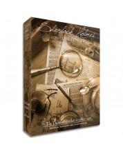 Joc de societate Sherlock Holmes - The Thames Murders & Other Cases