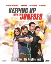 Keeping Up with the Joneses (Blu-ray)