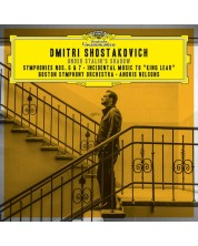 """Shostakovich: Symphonies Nos. 6 & 7; Incidental Music to """"King Lear"""" (2 CD)"""