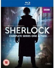Sherlock - Season 1&2 (Blu-Ray)