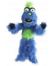 Marioneta pentru teatrul de papusi The Puppet Company - Monstru albastru