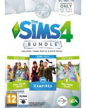 The Sims 4 Bundle Pack 7 - Vampires, Kids Room Stuff, Backyard Stuff (PC)