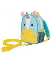 Rucsac mini pentru copii Skip Hop Zoo -Unicorn Eureka -1