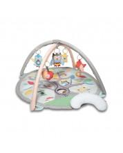 Skip Hop Salteluta pentru gimnastica bebelusului, arbore cu prieteni, in culori pastel -1