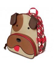Skip Hop Rucsac pentru copii Zoo Bulldog Bronx -1