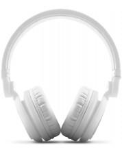 Casti cu microfon Energy Sistem - DJ2 Mic, albe